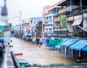 น้ำท่วมชะอวด 2559