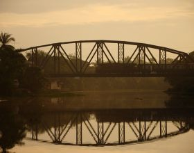 สะพานโค้งชะอวด